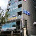 富山駅前サイン工事-その2電飾看板