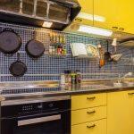 キッチンの収納 / 壁面収納 / おしゃれに見せる収納
